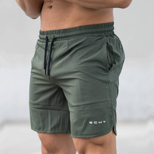 Echt Men's Fitness Short
