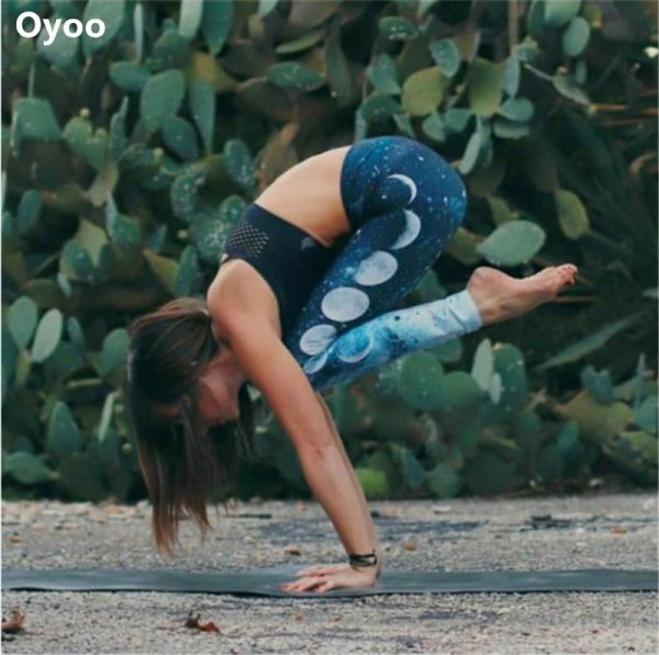Oyoo Moon Yoga Pants 2